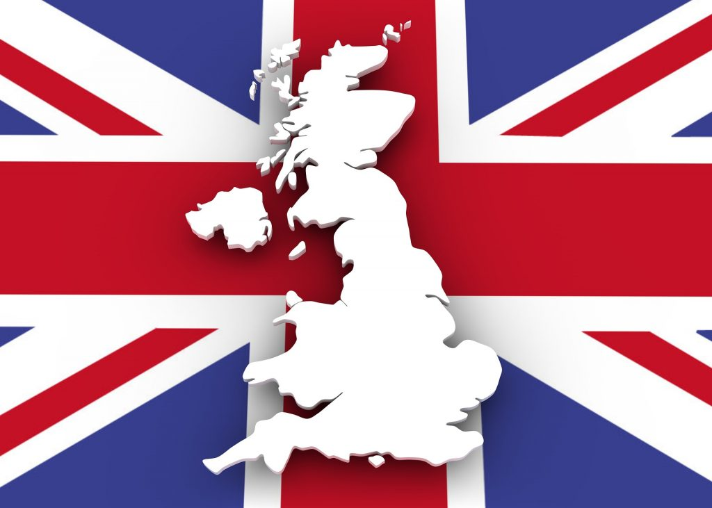 National Delivery with Bristol Removal Kings, Union Jack image